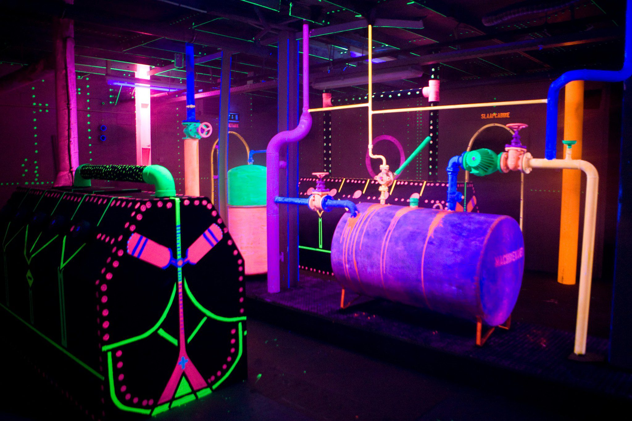 Lasergame Arena Exclusive Lasergame Rotterdam