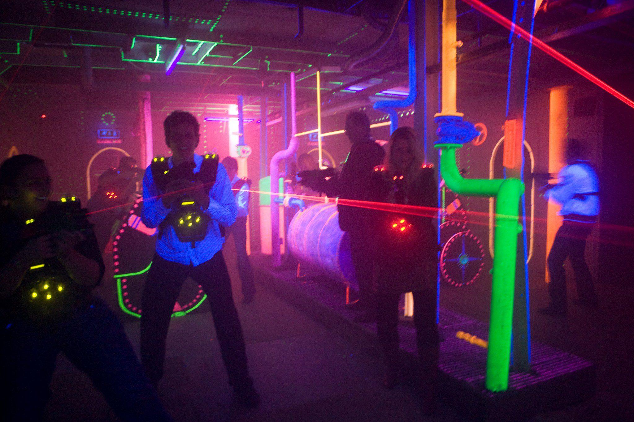 Lasergame Lasergame Rotterdam